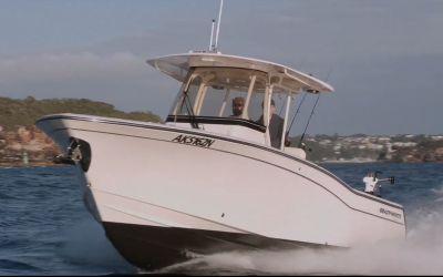 Seakeeper 1 + Grady-White 271 Canyon – The Ultimate Sea-Trial Offshore Sydney