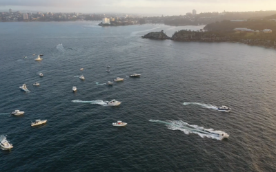 The Short Marine 2021 Shootout – A Day of Grady-White's, Fishing and Fun out of Sydney